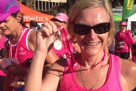 marathon in my 50s