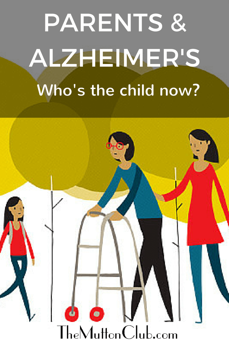 Parents and Alzheimer's