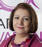 Annwen Jones Chief Executive of Target Ovarian Cancer