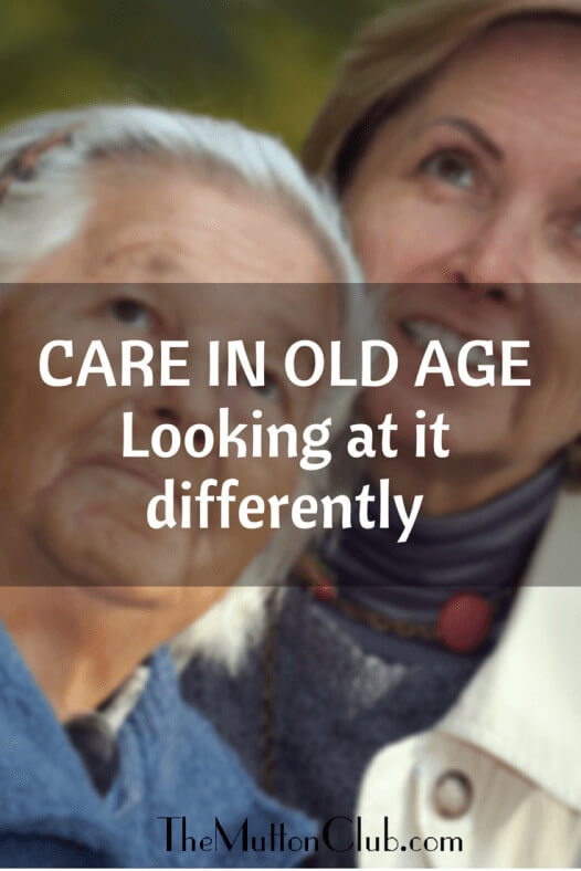 care in old age