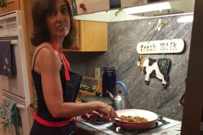 From music marketing to being a chef – Claudia Cevenini