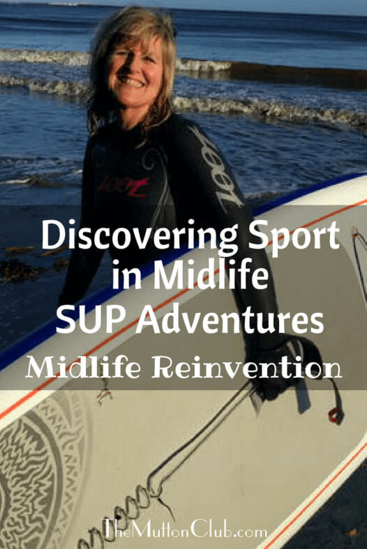 Discovering Sport in Midlife - SUP Adventures