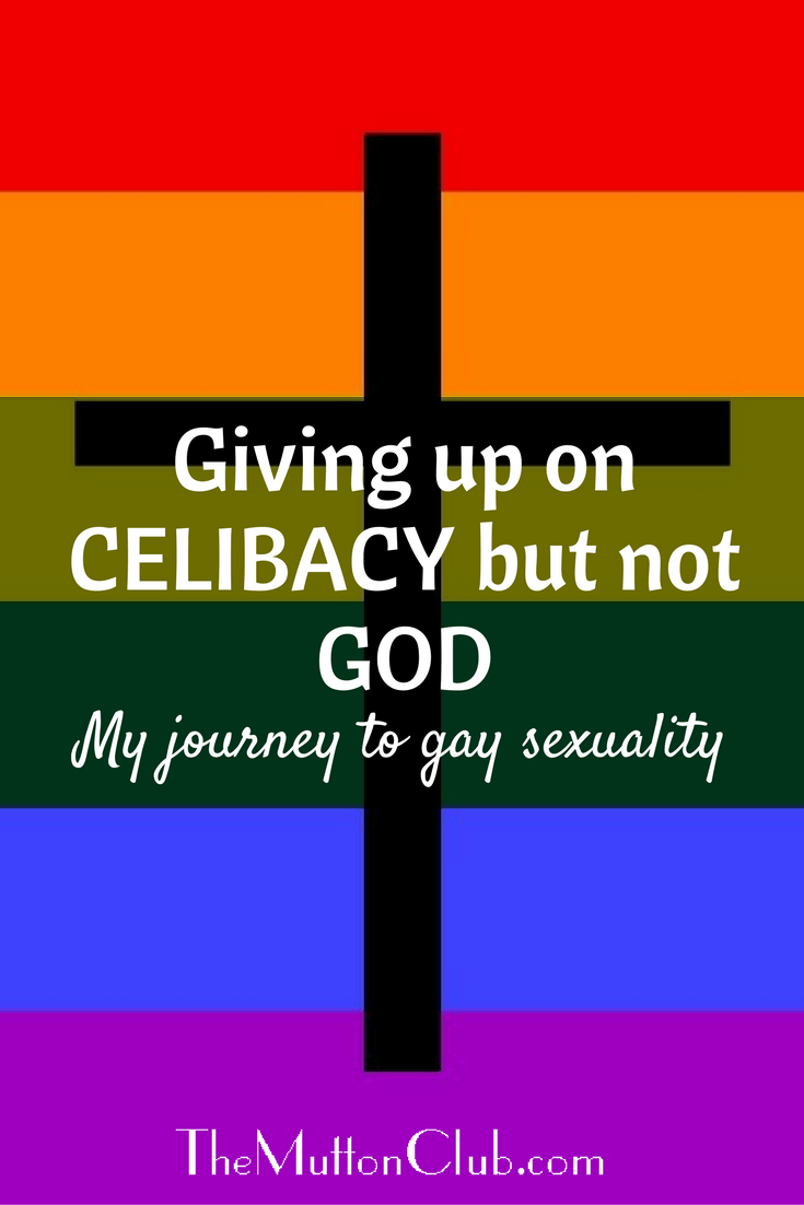giving up on celibacy