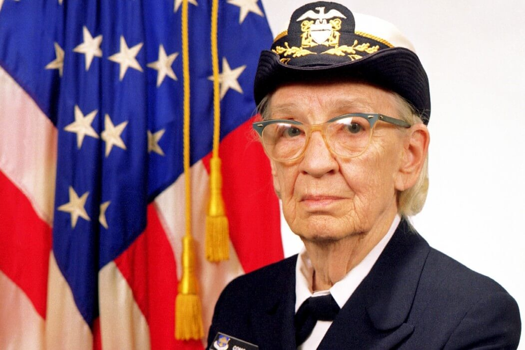 Admiral Grace Murray Hopper