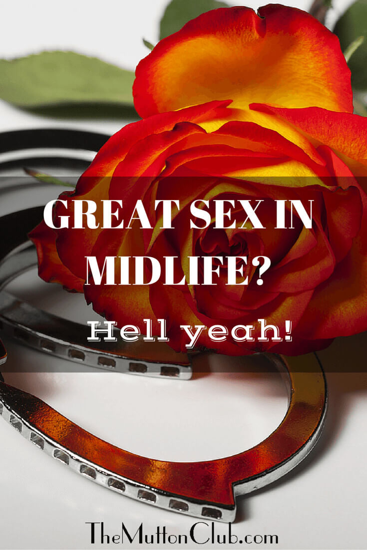 Great sex in midlife