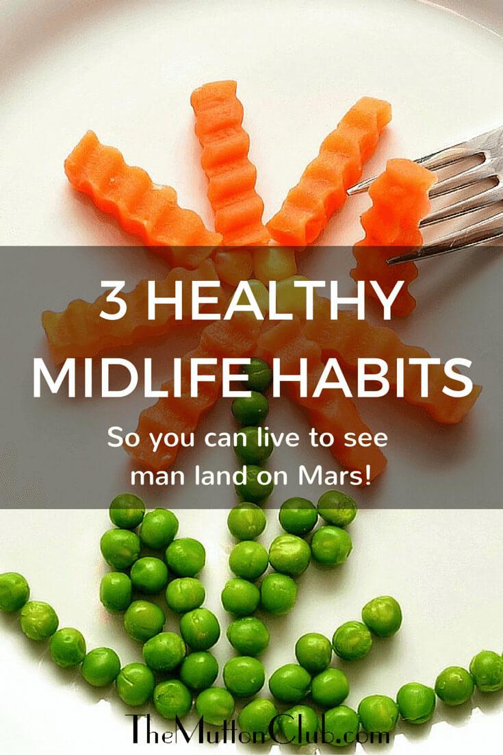 Healthy habits midlife