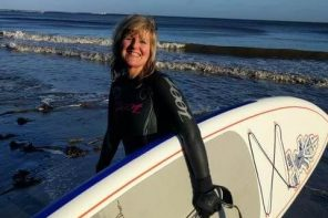 Discovering Sport in Midlife – SUP Adventures
