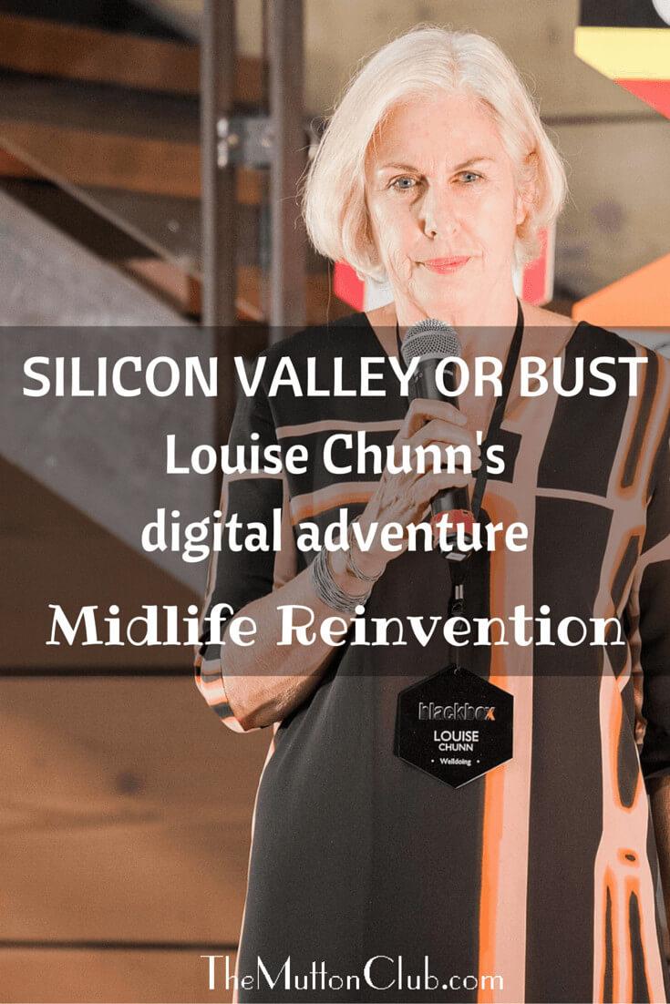 Louise Chunn Midlife Reinvention