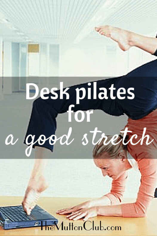 desk pilates