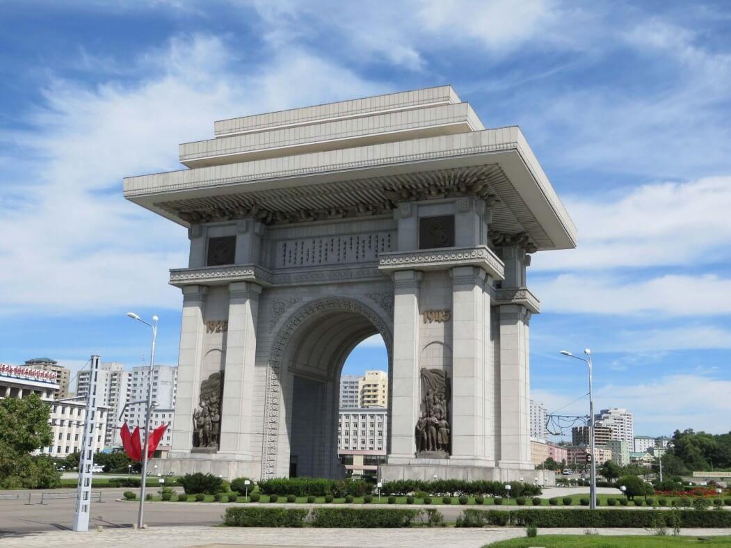 Pyongyang North Korea 14