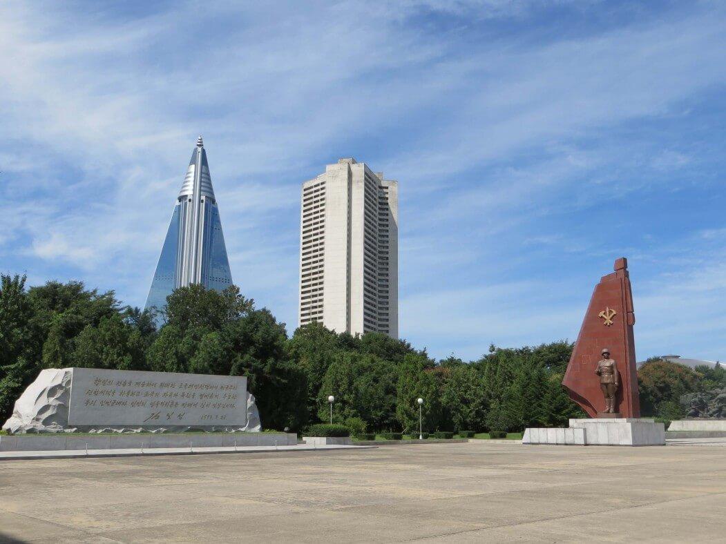 Pyongyang North Korea 16