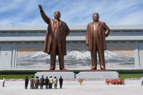 Pyongyang, North Korea – a city tour