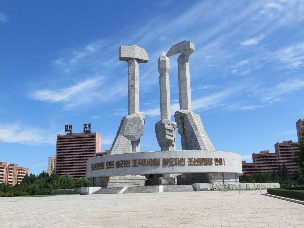 Pyongyang North Korea 22