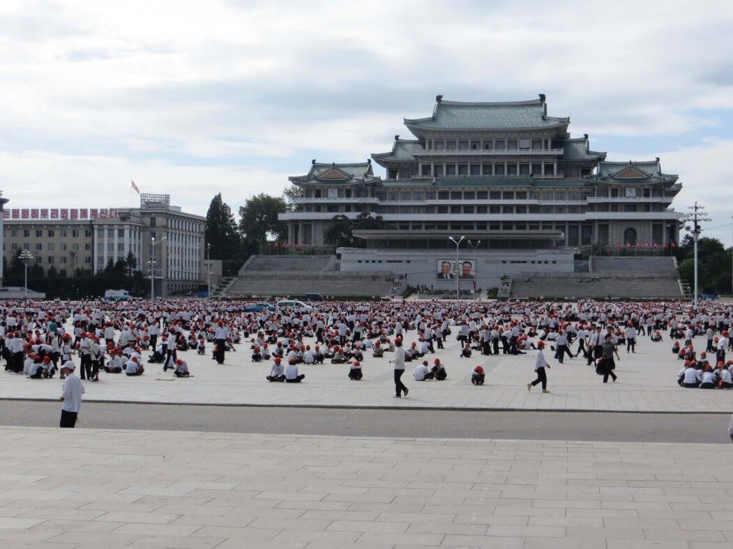 Pyongyang North Korea 29