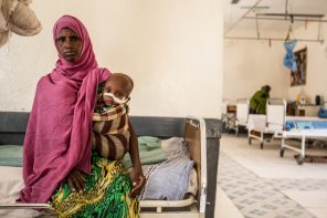 Famine In East Africa Makes Mothers Desperate To Feed Their Children