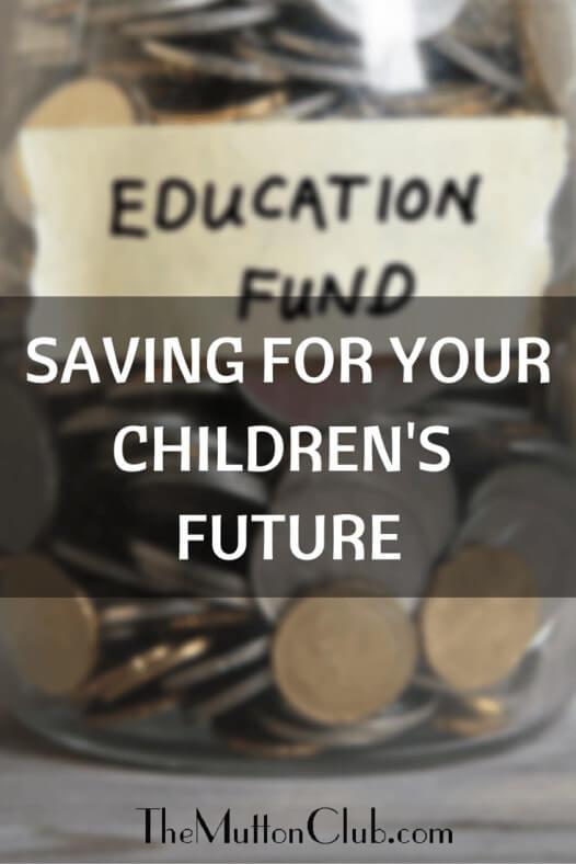 saving for children