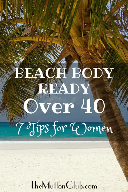 beach body ready over 40