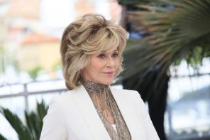 Jane Fonda ageing and activism