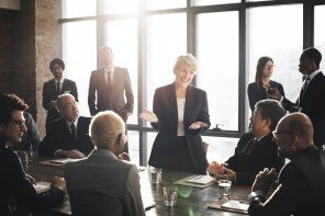 Women on boards – still too few