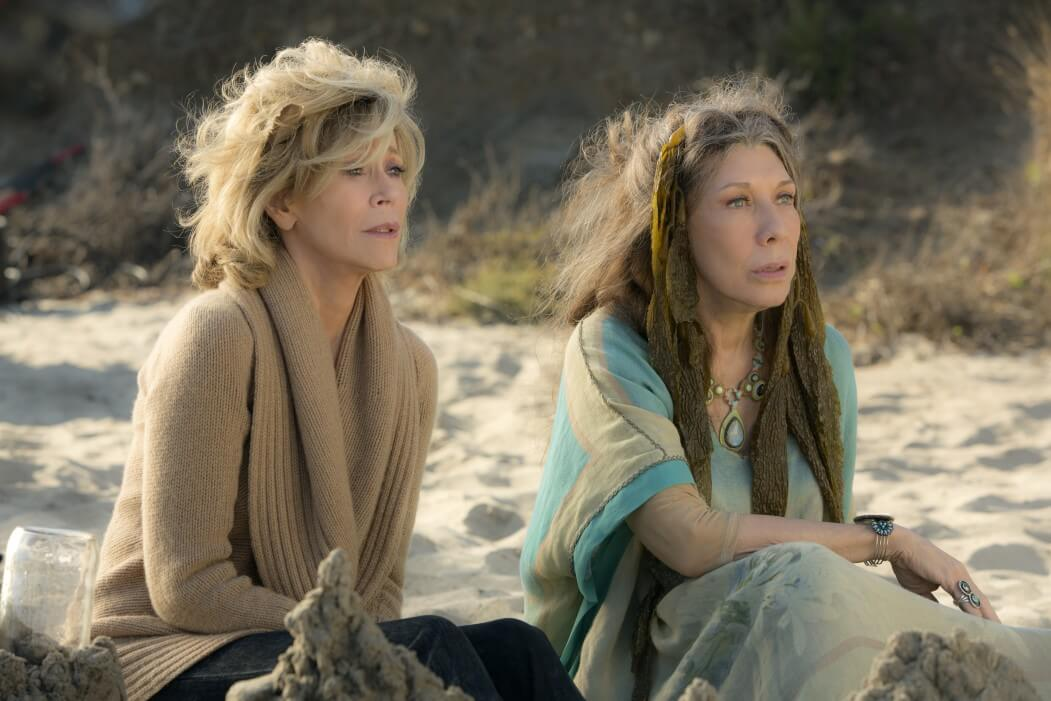 Grace and Frankie review